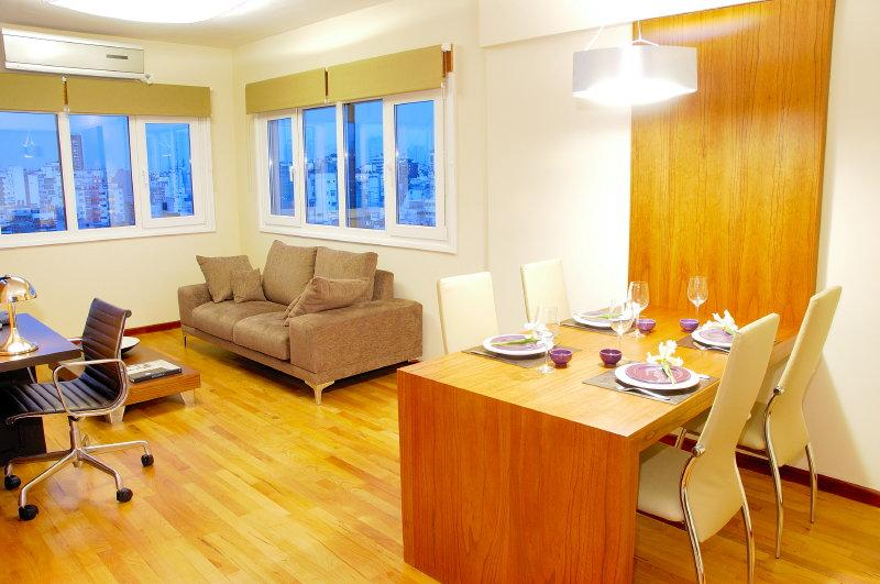 AX1 - Ultra Luxury 2 Bed/2 Bath - 3 LCD TV's Wi-Fi - Image 1 - Buenos Aires - rentals