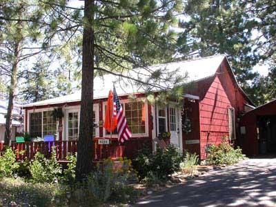 Exterior - 4094 Azure Avenue - South Lake Tahoe - rentals