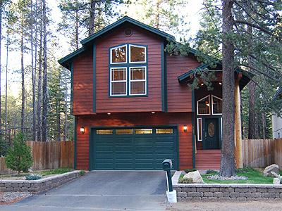 Exterior - 933 Clement Street - South Lake Tahoe - rentals