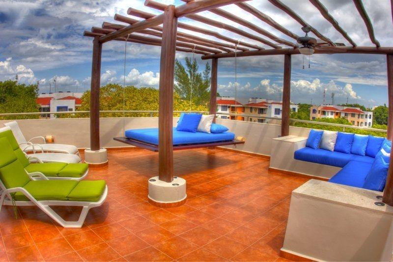 Charming House in Playa del Carmen (Bosque de los Aluxes 111 - B111) - Image 1 - Playa del Carmen - rentals