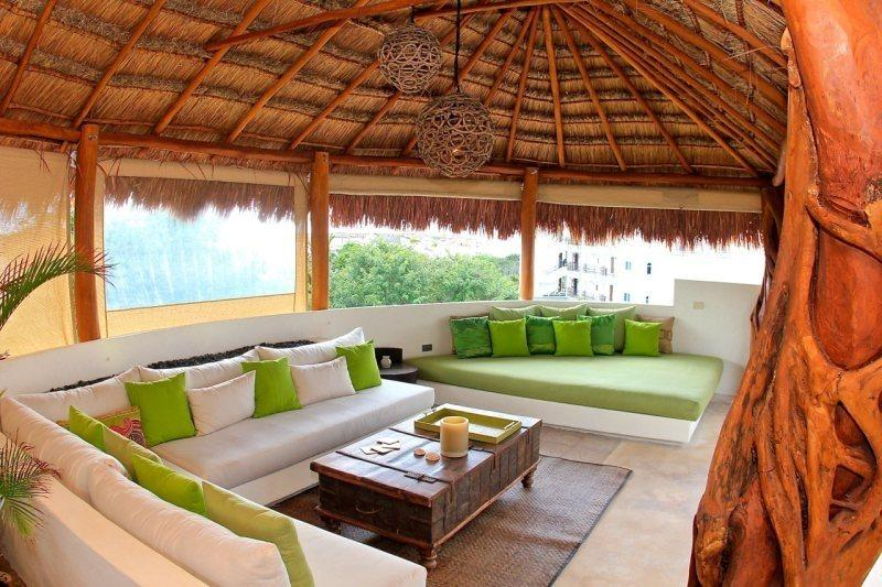 Comfortable 2 Bedroom House in Playa del Carmen (Buen Agua 7 - BA7) - Image 1 - Playa del Carmen - rentals