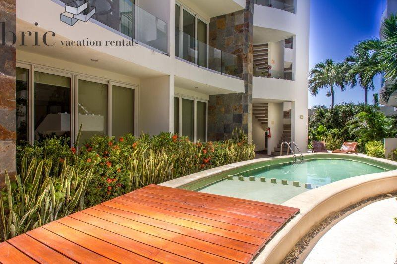 2nd Floor home with great Balcony and Living space - Image 1 - Riviera Maya - rentals