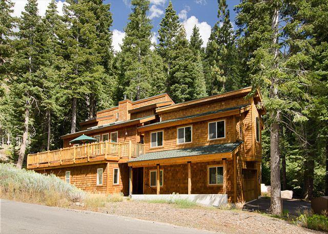 Five Bedroom House - Alpine Meadows Ward Retreat - Lake Tahoe - rentals