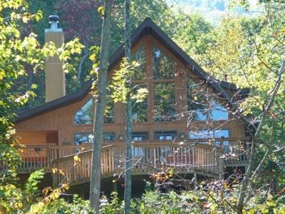 Soundview Chalet - Image 1 - Dillsboro - rentals