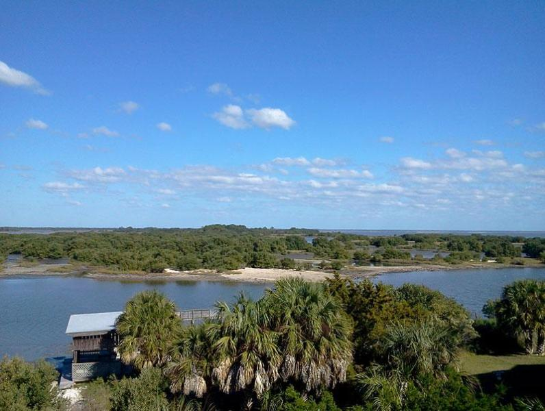 Serenity - the view from the Cedar Key vacation rental by owner - Serenity: February Cancellation! Come See Us! - Cedar Key - rentals