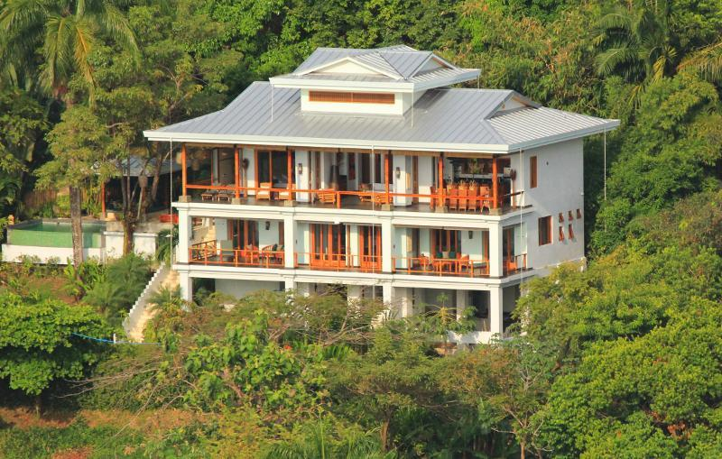 Featured in Su Casa Magazine - Ocean Views from Every Room! - Luxury Villa - Tulemar Beach - Sunset Ocean Views! - Manuel Antonio National Park - rentals
