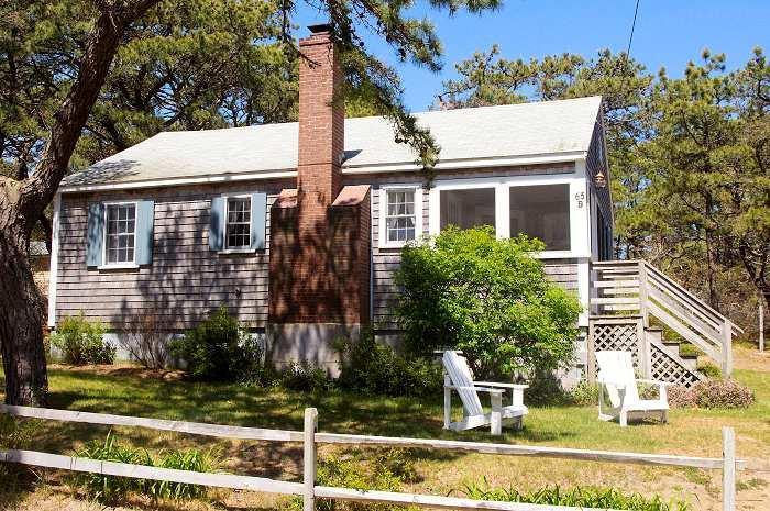 Piney Ridge Cottage at Surf Side - Image 1 - Wellfleet - rentals