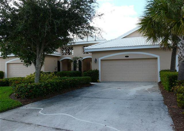 Front of Home - 4529 Cardinal Cove - Naples - rentals