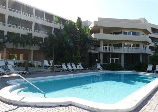 Pool - Beach Club 202 - Marco Island - rentals