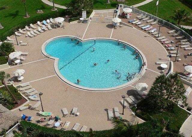 Pool - South Seas Tower 4 Unit 1204 - Marco Island - rentals