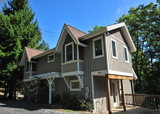 Exterior Front - Lazy Days - McHenry - rentals
