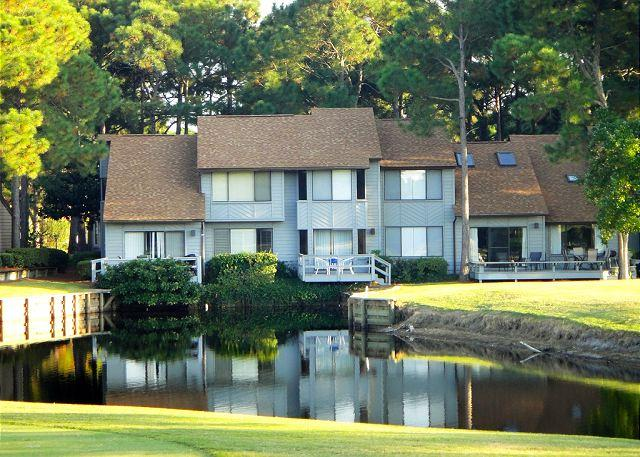 Fairways 265 Lake Front 2 Bedroom Condo! Free Golf @ The Links or Baytowne! - Image 1 - Sandestin - rentals