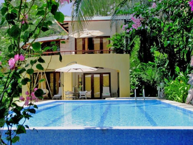 Your beachfront villa awaits! - $1000 Discount ON the Beach TripAdvisor Top Rental - Manuel Antonio National Park - rentals