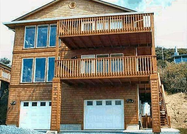 Street View - MANZANITA MAGIC -  Lower Unit - Manzanita - rentals