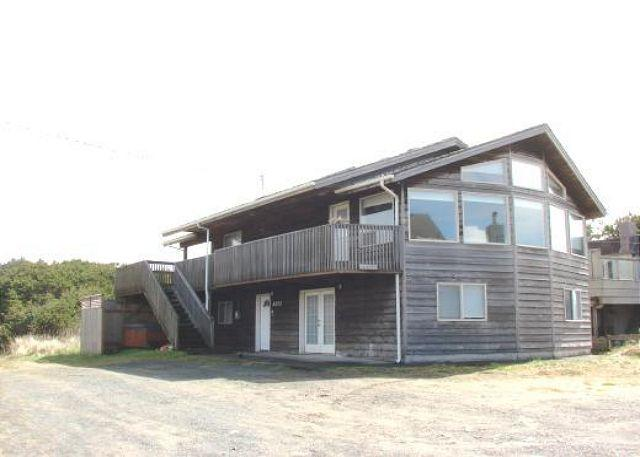 Street View - SITKA HOUSE - Manzanita - rentals