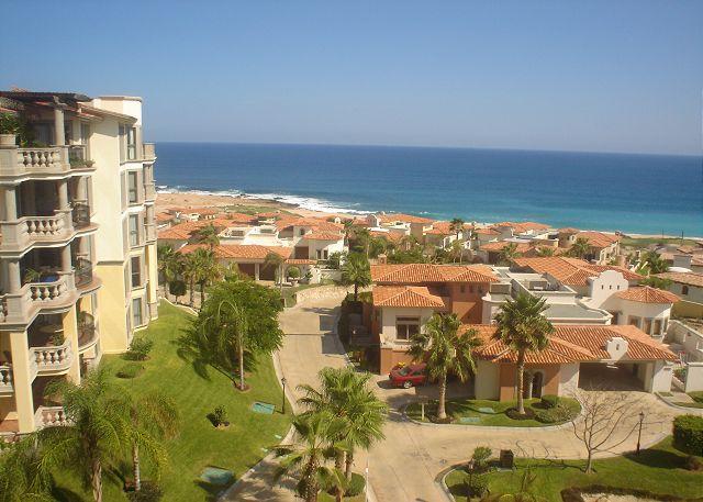 Casa Divina - 3BD/3.5BA Ocean View Condo, Cabo del Sol, sleeps 8, pool & golf - Image 1 - Cabo San Lucas - rentals