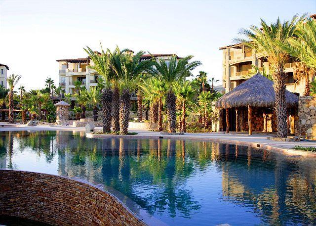 APRE Pool - Villa Victoria -3BD/3.5BA Ocean View Condo Sleeps 8 Pool/Jacuzzi in Esperanza - Cabo San Lucas - rentals