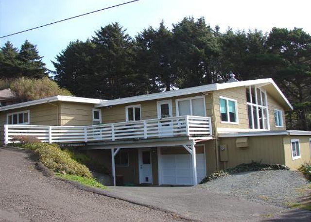 Street View - TREASURE ROCK - Both Units - Manzanita - rentals
