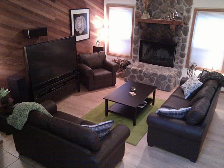 Living room area - Paradise at Pine Beach - The best place to relax! - Rockaway Beach - rentals