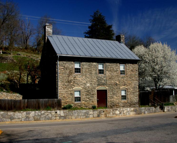 1780 Stone House in Historic Lexington, VA - 1780 Stone House in Historic Lexington, VA - Lexington - rentals