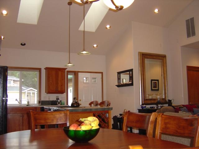 Light and bright great room - Paradise at Pine Beach - Rockaway Beach - rentals