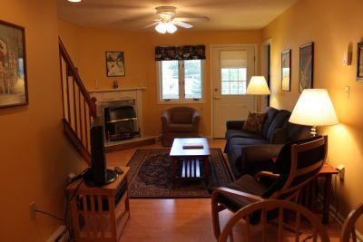 3BR condo with King/Queen beds, fireplace - C3 330C - Image 1 - Lincoln - rentals