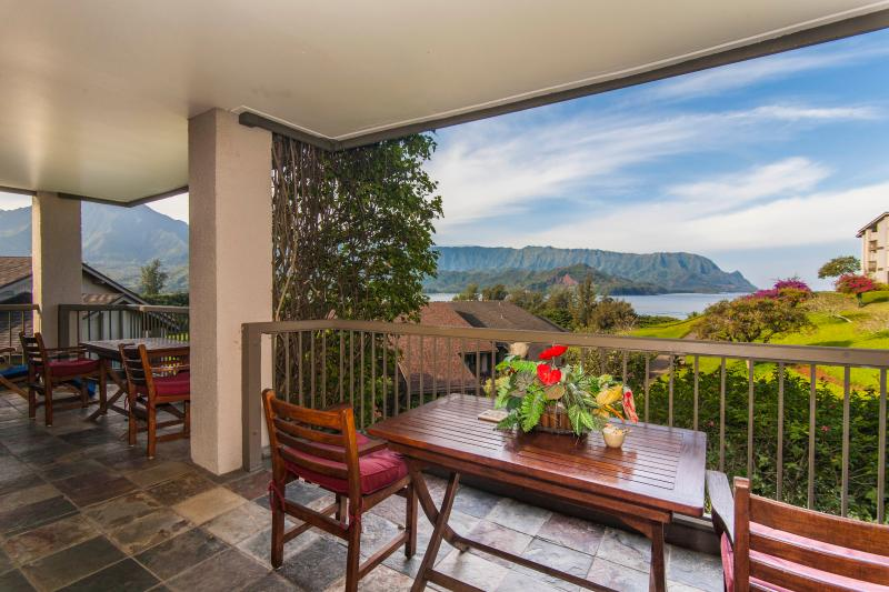 Not your average Kauai rental - Bali Hai Views in  1 bedroom condo - Princeville - rentals