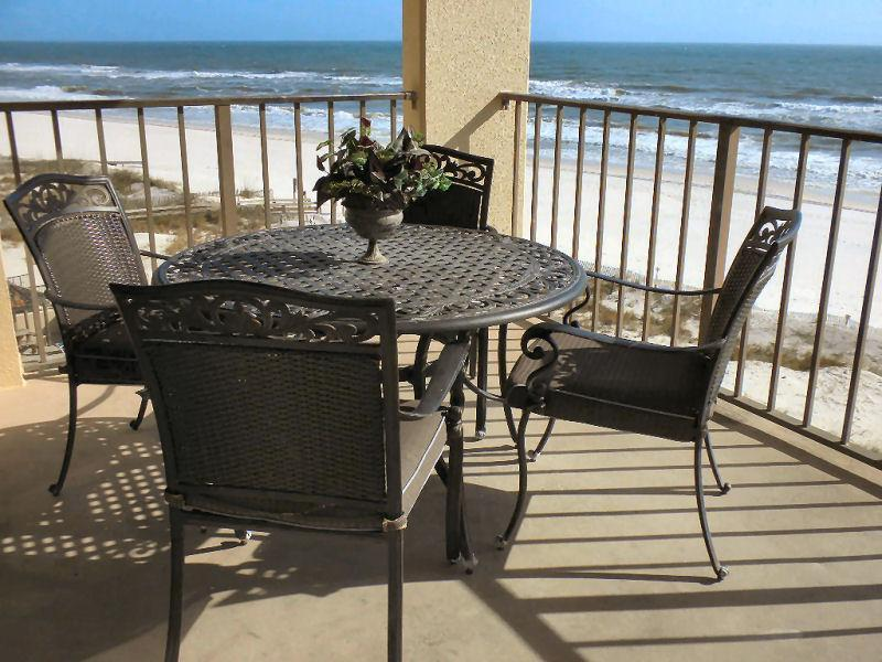 Balcony with Spectacular View - JULY DAYS AVAILABLE THE LAST HALF OF THE MONTH. CALL NOW!! - Orange Beach - rentals
