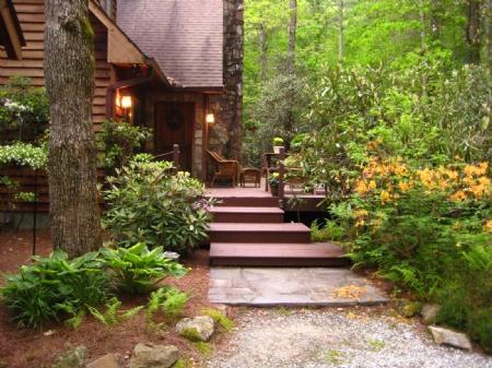 Exterior - Creekside - Sapphire - rentals