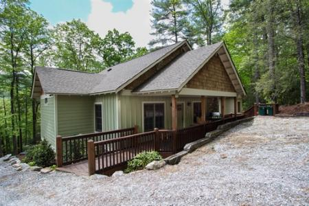 Exterior - Whispering Pines - Sapphire - rentals