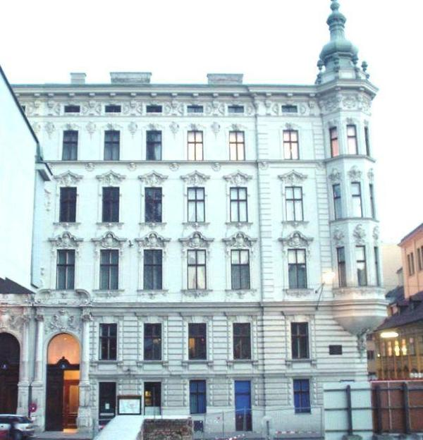 Building Lehargasse 3a 1060 Vienna - Walk to the Opera in High Heels, 1 Bdr. Apartment - Vienna - rentals