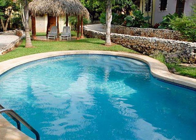 Pool and Rancho - Lovely condo- comfortably furnished, 10 min walk to beach and town, a/c, pool - Tamarindo - rentals