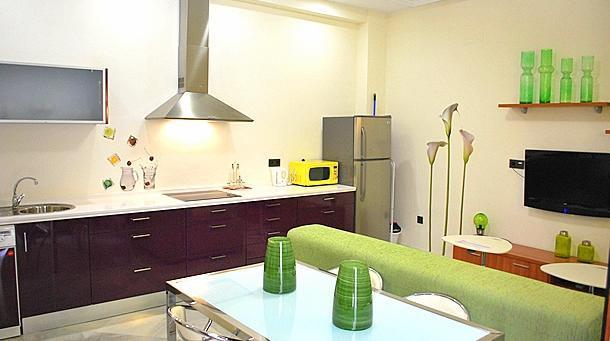 Apartment Huelva - 1 Bed Luxury Apart. Centre Seville Spain FREE WIFI - Seville - rentals