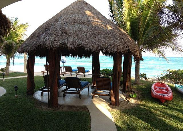 Casa Magica,  blends modern comforts with the appeal of ancient worlds!! - Image 1 - Akumal - rentals