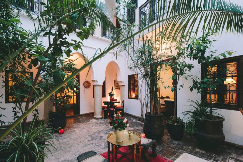 Historic riad in heart of medina - Image 1 - Marrakech - rentals