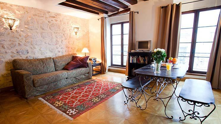 Great Vacation Stay at Vertus in the Marais District - Image 1 - Paris - rentals