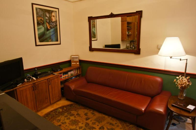 The living room - Apt Olive, City Hall: SUMMER SAVINGS in the Center - Budapest - rentals