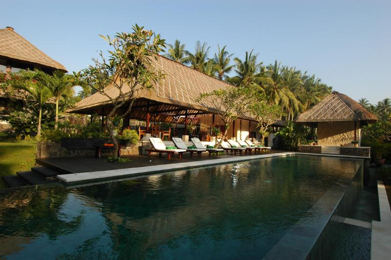 Villa Kanti Ubud Bali - Swimming Pool - Villa Kanti - Private Villa in Ubud - Ubud - rentals