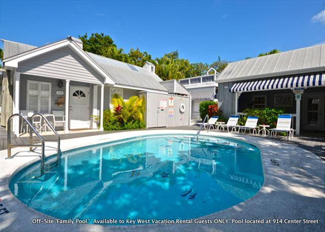 1 Block from Duval St. Great KW Deal - Image 1 - Key West - rentals