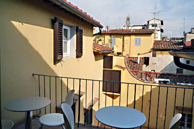 Terme Terrace - Windows on Italy - Image 1 - Florence - rentals