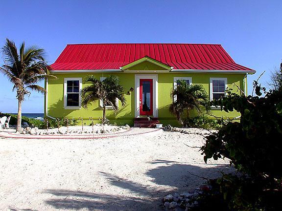 Parrot-ise: Luxury Oceanfront Villa - Image 1 - Grand Cayman - rentals