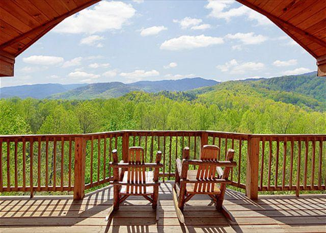 Private 1 bedroom with beautiful views of the Great Smoky Mountains! - Image 1 - Gatlinburg - rentals