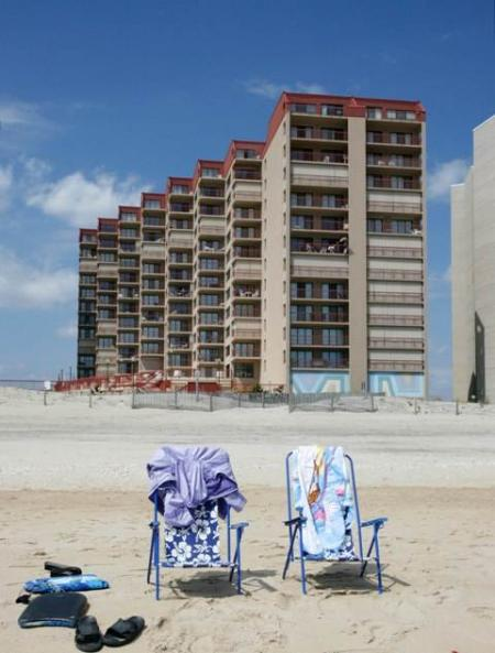 RAINBOW 1105 (penthouse) - Image 1 - Ocean City - rentals