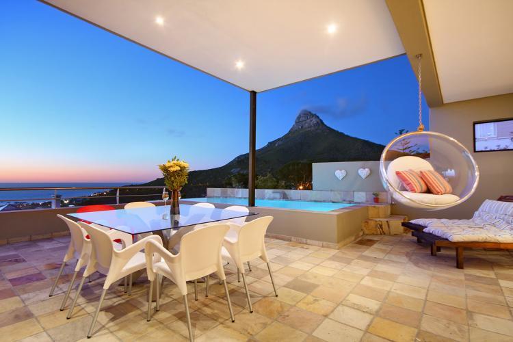 Medburn Views Villa - Image 1 - Camps Bay - rentals