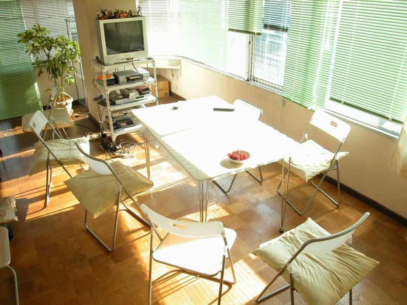 dining room - Shrek Watta House(Tokyo,Japan) - Tokyo - rentals