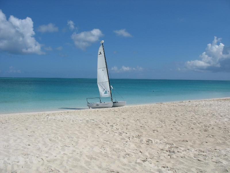 Complimentary use of hobie cats, kayaks, stand-up paddle boards & snorkel gear - ELEGANT 1 BEDROOM OCEANVIEW AT ROYAL WEST INDIES - Providenciales - rentals