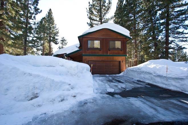 2485 Tepee Cabin Huge Backyard - Image 1 - South Lake Tahoe - rentals