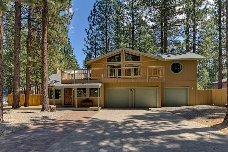 3042 Sierra 6 Bedroom Family Retreat - Image 1 - South Lake Tahoe - rentals