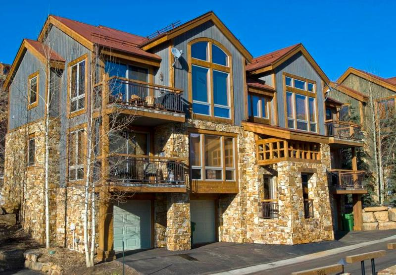 Outside view of unit - TERRACES 301 - Telluride - rentals