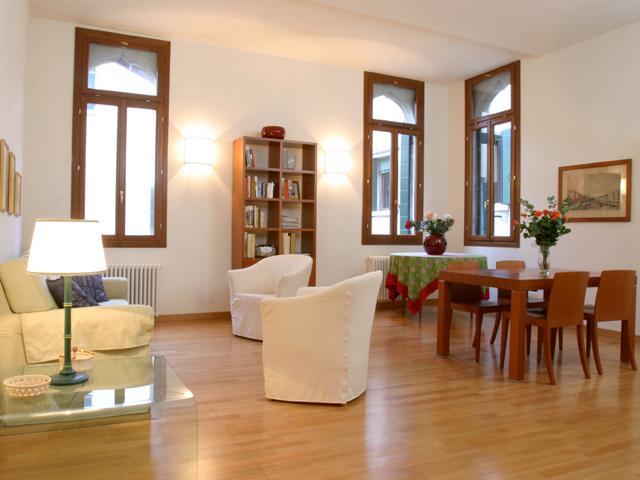 The large living room - Ca' Della Verona - Venice - rentals